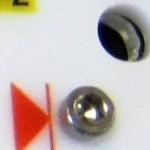 Маяк ЗИ-2 - металлический репер