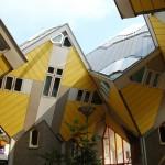 Дерево кубических домов. Роттердам