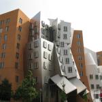 Обрушившееся здание общежития. Массачусетс