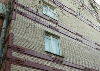 Покраска фасада частного дома цены