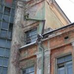 Признаки деформации здания